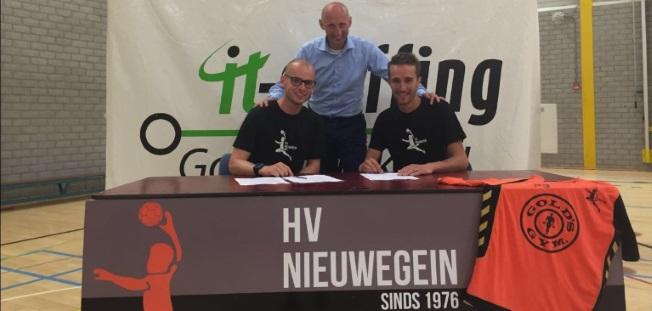 Alex de Korte nieuwe trainer bij HV Nieuwegein, Rick Louw verlengt zijn contract